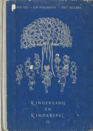 KINDERZANG EN KINDERSPEL II – TWEEDE DEEL – 1957