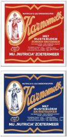 WANDTEGEL – NUTRICIA'S GECONDENSEERDE Karnemelk - 2 stuks