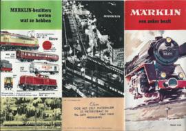 MÄRKLIN - folder - 1966/67 H hfl
