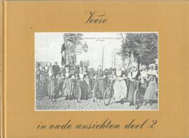 Veere in oude ansichten deel 2 door H. Hendrikse en F. van den Driest - 1975