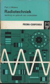 Radiotechniek werking en gebruik van onderdelen - 1965