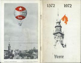 PROGRAMMA EEUWFEEST VEERE 1572 - 1972