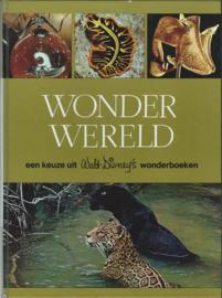 WONDER WERELD – een keuze uit Walt Disney's wonderboeken - 1968