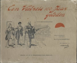 EEN VOETREIS 100 JAAR GELEDEN - 1928