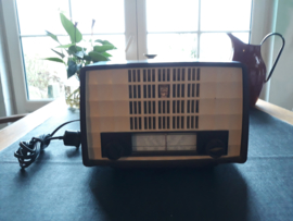 RADIO - Philips, bakeliet, model BX135U - 1954