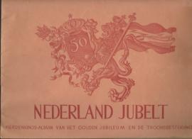 NEDERLAND JUBELT – Maria Austria – Henk Jonker – Aart Klein – W. Zilver Rupe - 1948