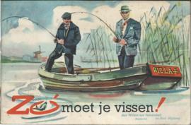 Zó moet je vissen! - 1958