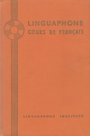 COURS DE FRANÇAIS - LINGUAPHONE INSTITUTE - 1971