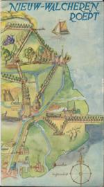 NIEUW-WALCHEREN ROEPT - G.B. Wagensveld - 1946