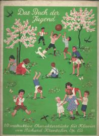 Das Buch der Jugend - 20 instruktive Charakterstücke für Klavier Op. 155 - 1935 (#)