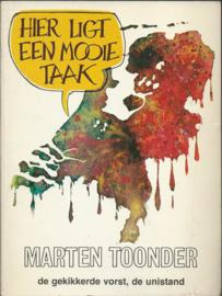 HIER LIGT EEN MOOIE TAAK – MARTEN TOONDER - 1981