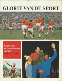 GLORIE VAN DE SPORT door Jan Cottaar - 1966