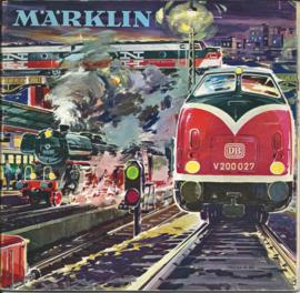 MÄRKLIN - Catalogus - 1962/63 H hfl