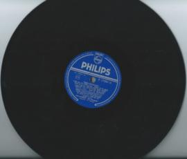 "DRAAIORGEL ""DE ARABIER"" - ""Feest-Potpourri"" 1/2 - 10"" - ca. 1950 (♪)"