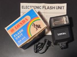 Flitser - LONDA FLASH-UNIT RX 203 - jaren '70