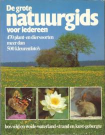 De grote natuurgids voor iedereen – Wilhelm Eisenreich en Dorothee Bacher - 1983