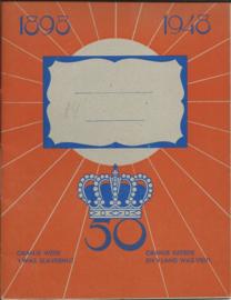 Jubileum-cahier 1898-1948