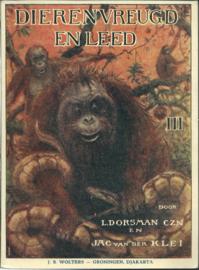 DIERENVREUGD EN LEED III – L. DORSMAN CZN EN JAC VAN DER KLEI - 1955