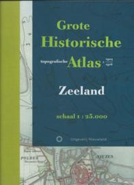 Grote Historische topografische Atlas ± 1904|1916 Zeeland - 2006