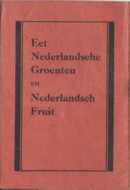 Groenten- en Vruchten-Recepten – ca. 1930