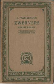 ZWERVERS – G. VAN HULZEN - 1919