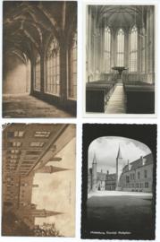 SET van 4 ansichtkaarten - Middelburg (#)