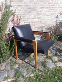 Omkeerbaar vintage stoeltje