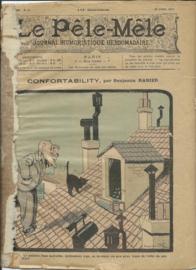 Le Pêle-Mêle – (delen van) 8 stuks - 1899-1902