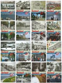 Zeeland van toen & nu ONS ERFGOED – 16 delen in verzamelband - 2004