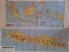 KOMPAS VAN INDONESIË – KOMPAS VAN JAVA – ca. 1948