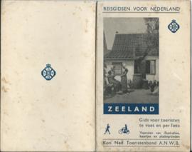 REISGIDSEN VOOR NEDERLAND – ZEELAND - 1953