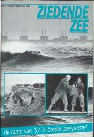 Boekbrochure - NR 3 - ZIEDENDE ZEE - 1991