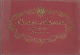 Potsdam u. Sanssouci 20 Kunstblätter in Photogravure (20/20) - ca. 1910