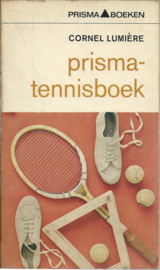 prisma tennisboek - 1968