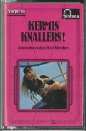 MC – Accordeon-duo Bex/Menten – Kermisknallers! - 1971  (♪)