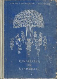 KINDERZANG EN KINDERSPEL I – EERSTE DEEL – 1957
