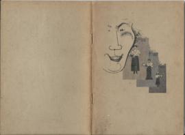 BERTHA GERRITSEN IN BLOEMEN - 1939