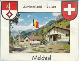 Zwitserland - Suisse – Melchtal (8/8) - ca. 1966