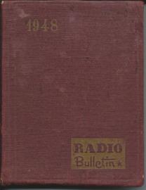 RADIO Bulletin - AGENDA 1948