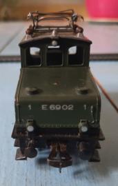 Fleischmann HO locomotief 4030 DB E 6902 – jaren '70