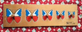 Knoppuzzle – Vlinders - jaren '70