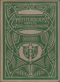 WINTERBOEK VAN DE WERELD- BIBLIOTHEEK 1923-1924