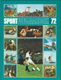 SPORTFOTOJAARBOEK 72 (1 SEPT '71 – 1 SEPT '72) - 1972