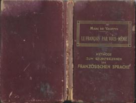 LE FRANÇAIS PAR VOUS-MÊME – MARC DE VALETTE – ca. 1916