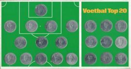 Penningen – Voetbal Top 20 - 1970