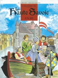 L'HISTOIRE DE La Haute-Savoie EN BD - GILBERT BOUCHARD - 2002