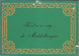 Kent u ze nog . . . de Middelburgers - 1976