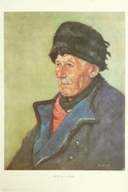 Prent – TEUN door Jan Bakker - 1927
