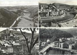 SET van 4 ansichtkaarten – België - La Roche en Ardenne