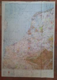 AERONAUTICAL CHART – ICAO 1:500,000 – 1993 - 2